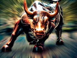 Bull with Effects