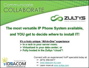 Zultys - The Most Versatile IP Phone System Available